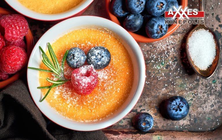 AXXES - Café & Restaurant - menu - desserts
