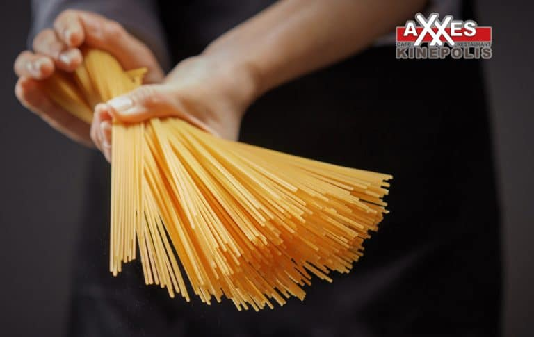 AXXES - Café & Restaurant - menu - pasta