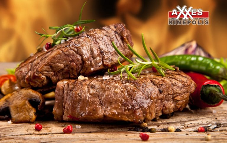 AXXES - cafe - restaurant - menu - josper