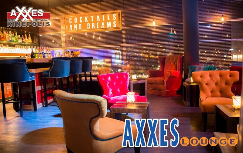 AXXES - workshops - cocktails